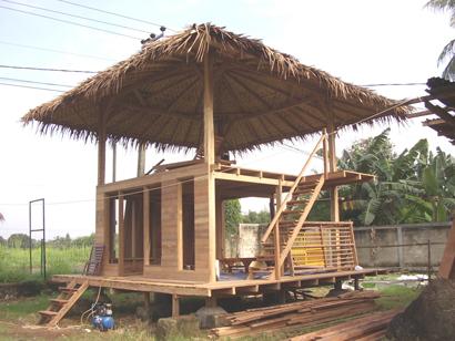 memanfaatkan kayu kelapa product industry and