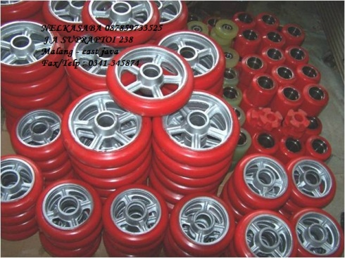 RUBBER ROLLER,087859733525,ROLLERS RUBBER