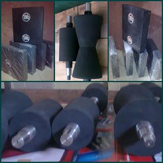 Rubber Produk,Karet Elastomer,Rubber sheet,Roller rubber