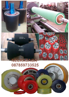 Product ROLLER,Polyurethane,NBR,SILICONE